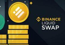 Binance liquid swap