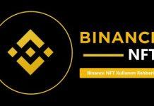 Binance NFT pazarı