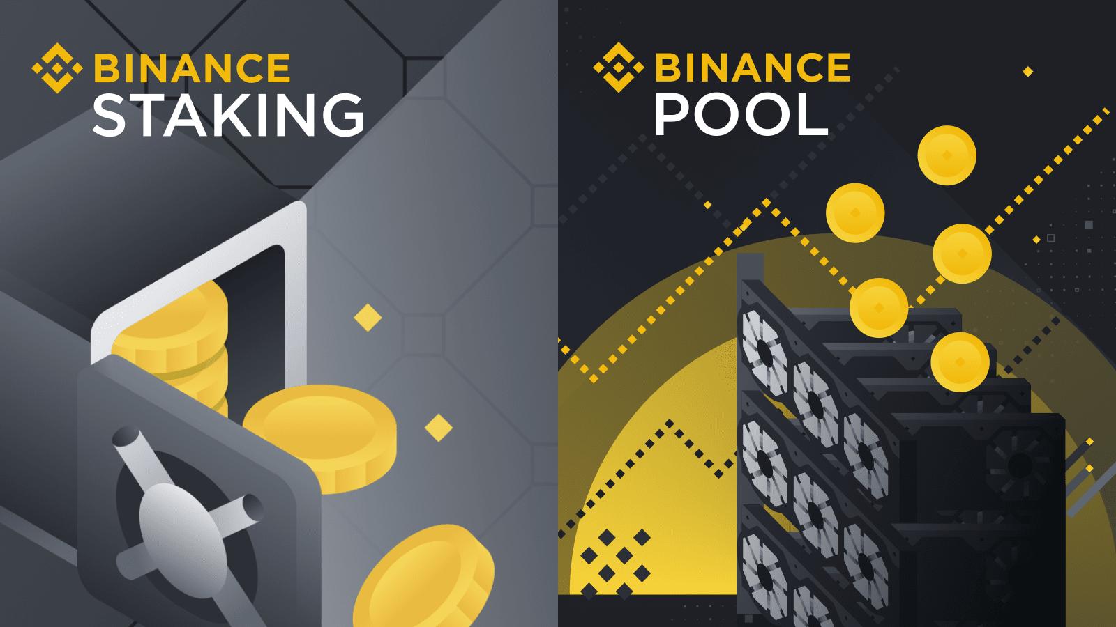 Binance Pool nedir
